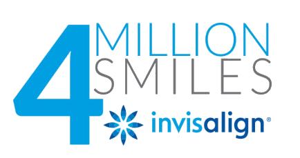 4 millones de sonrisas Invisalign